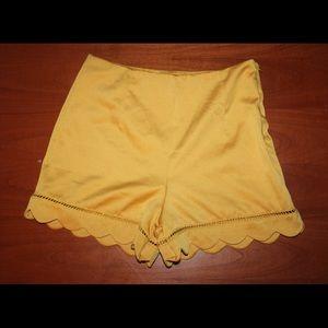 Tallow summer shorts! NEVER worn!